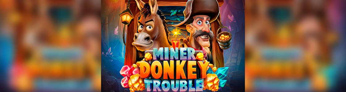 Miner Donkey Trouble (Play´n Go)