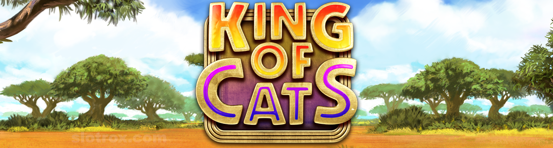 King of Cats by Big Time Gaming