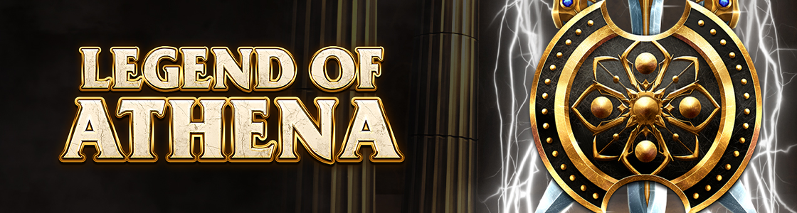 Legend of Athena Banner by Red Tiger