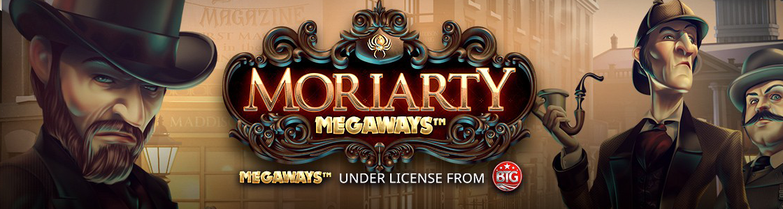 Moriarty Megaways by isoftbet