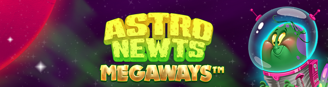 Astro Newts Megaways by Iron Dog