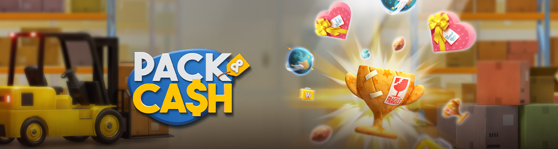 Pack and Cash (Play n Go)