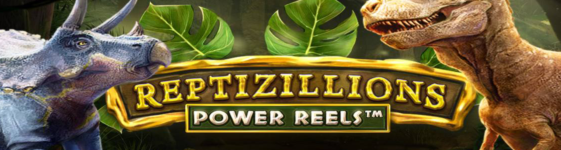 Reptizillions Power Reels by redtiger
