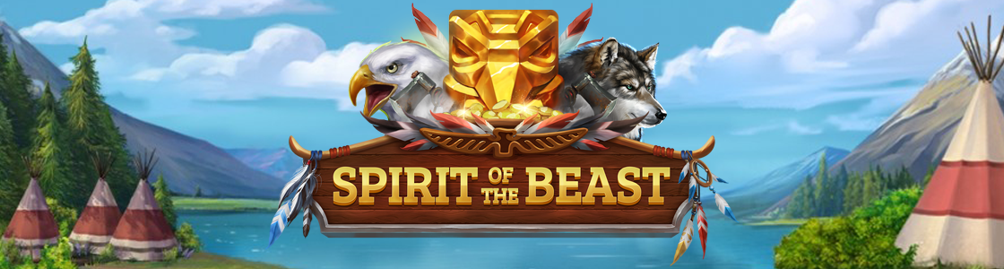 spirit of the beast by relax gaming